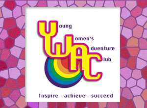 Young Women's adventure club